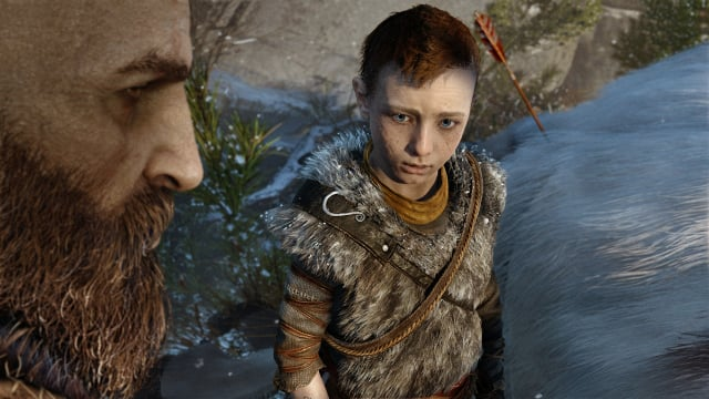God of War: Atreus sarà 'parte dell'arsenale' di Kratos