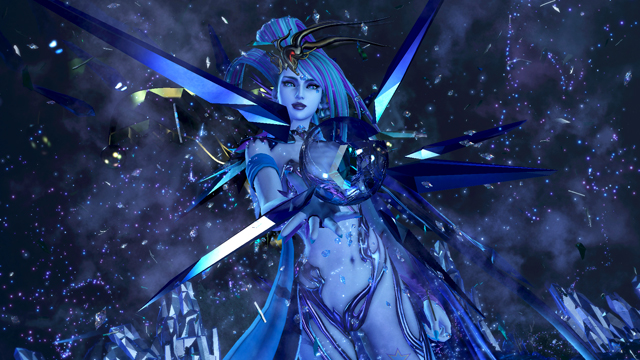 Ecco dove registrarsi alla closed beta di Dissidia Final Fantasy NT