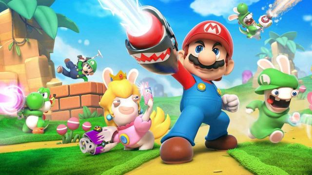Mario + Rabbids Kingdom Battle: svelate le prestazioni del gioco