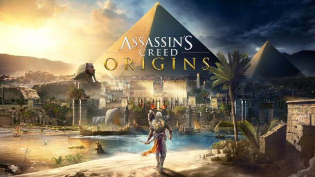 GamesCom - Assassin's Creed: Origins si mostra in un nuovo e spettacolare trailer