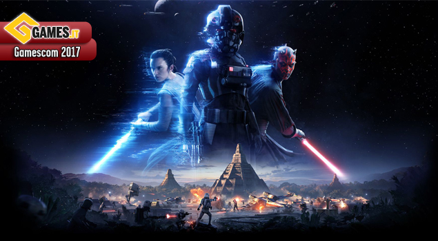Star Wars Battlefront 2: le battaglie spaziali debuttano in video