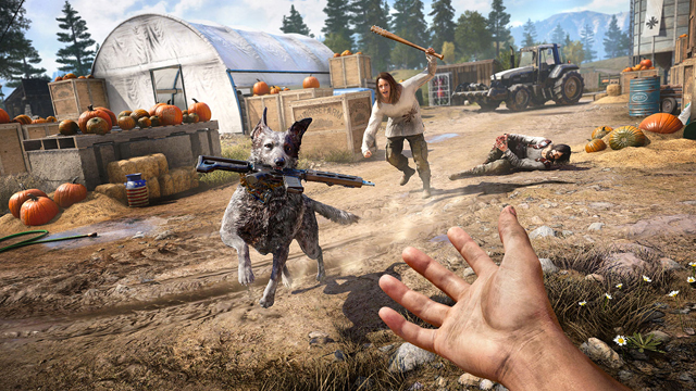 Far Cry 5: ecco Hope County nel nuovo video gameplay