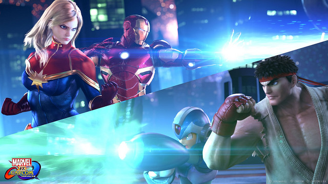 Marvel vs. Capcom: Infinite - il trailer della Gamescom 2017