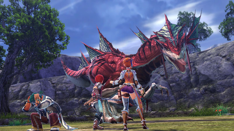 La demo di Ys VIII: Lacrimosa of Dana è disponibile per PS4