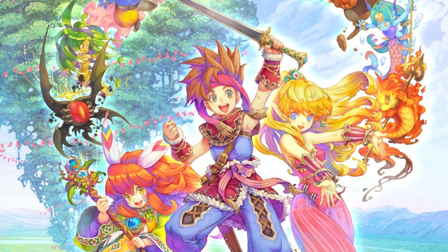 Un gameplay di Secret of Mana dal PAX West