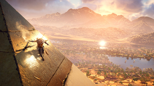 Assasin's Creed Origins, ecco il nuovo trailer The Masks of Conspiracy