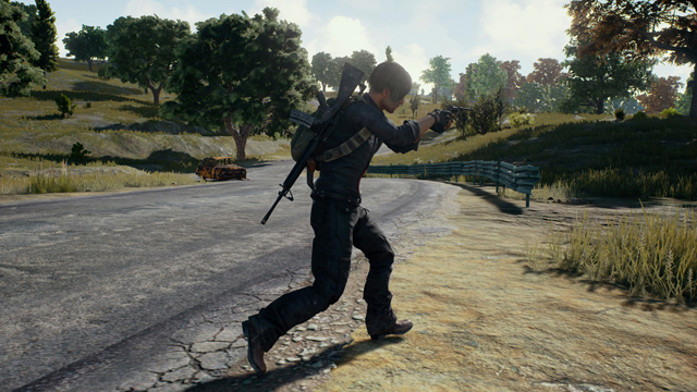 PlayerUnknown's Battlegrounds: aria di tempesta con Epic Games