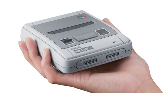 Super Nintendo Mini è già sold-out da Gamestop USA