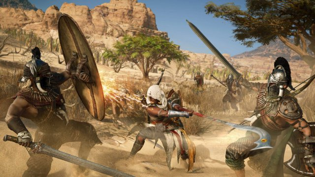 Xbox One S: annunciati due bundle con Assassin's Creed Origins