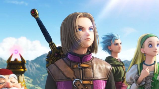 DRAGON QUEST XI: la versione Switch simile a quella PS4