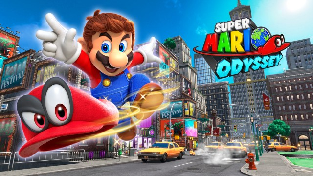 Super Mario Odyssey: il titolo supporterà la cattura video
