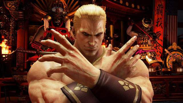 TEKKEN 7: disponibile da domani Geese Howard come DLC