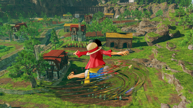Bandai annuncia One Piece World Seeker