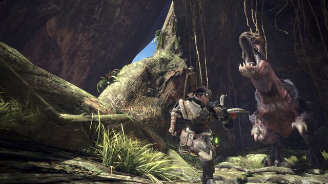 Monster Hunter World: nuova beta su PS4, non richiederà il PS Plus